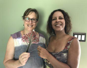 Awesome Artsy Moms-Trish Rossiter of Meraki Mosaics
