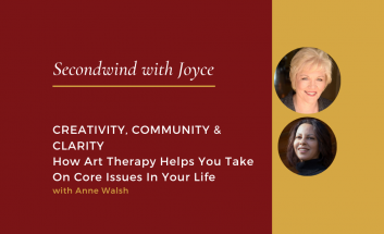 Featured Guest on Joyce Buford's Second Wind with Joyce Podcast